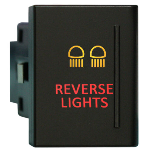 Amarok Push Switch A126R REVERSE LIGHTS on-off LED AMBER//RED VW RIGHT SIDE 12V 3