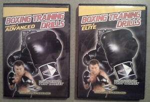 NEW-Advanced-Boxing-Training-Drills-DVD-s-Choose-Volume-Troy-Dorsey-UFC