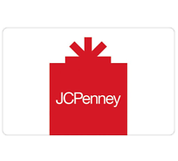$75 JCPenny Gift Card