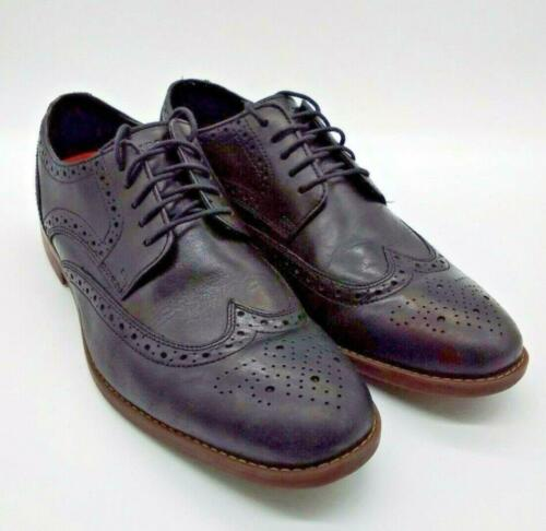 Block Heel Wool Size 6.5 Bandolino Oxfords Patent Leather Brogues