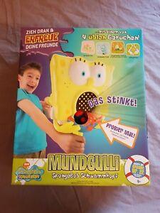 Serien & Lizenzprodukte Sammeln & Seltenes AnpassungsfäHig Spongebob Mundgulli Mit 3 Standfiguren Stinkspielzeug Stinky Toy Neu Mattel 2006