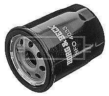 Borg-amp-Beck-Filtro-de-aceite-BFO4033-Totalmente-Nuevo-Original-5-Ano-De-Garantia