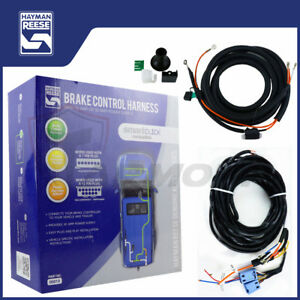 brake controller wiring harness with 30 amp power cable hayman reeseimage is loading brake controller wiring harness with 30 amp power