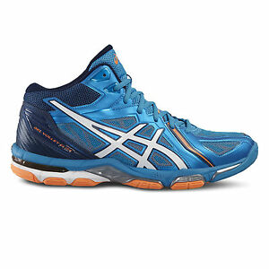 Scarpa volley Asics Gel Volley Elite 3 Mid Uomo B501N 4301 fine serie
