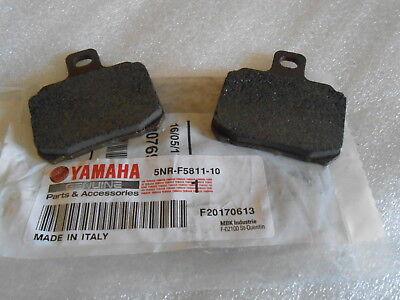 PLAQUETTES DE FREINS ARRIERE YAMAHA X-MAX 125 2007