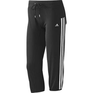 Details about Adidas CT 3/4 Pant Training Pants Sport Pants Climacool  Womens Black New- show original title