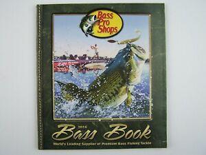 Bass Pro Shops 2016 Bass Book Fishing Tackle Catalog