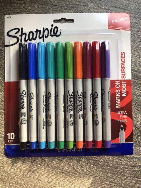 Sharpie Ultra Fine Point Permanent Marker 2 Pack 1982115