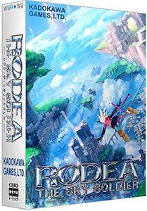 New-Nintendo-Wii-U-RODEA-the-Sky-Soldier-Limited-Special-Bundle-Package-Kadokawa
