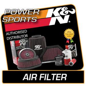 YA-6001-K-amp-N-High-Flow-Air-Filter-fits-YAMAHA-YZF-R6-599-1999-2005