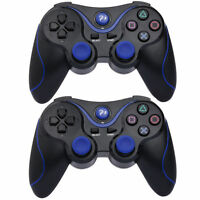 Tech Pc & Playstation 3 Ps3 Wireless Controller Double Shock Brand