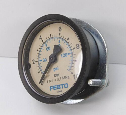 Festo fma-50-10-1//4-en 159599 Flange Manometer
