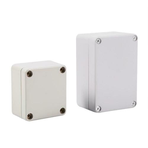 Outdoor Junction Box Weatherproof Wiring Connection Box Electrical Enclosure