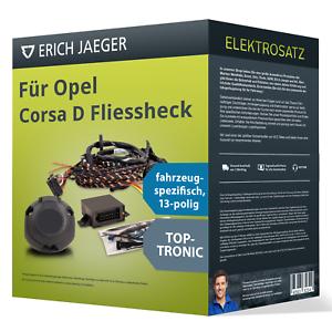 EBA Elektrosatz 13-pol spezifisch für OPEL Corsa D Fliessheck 11.06-11.14 inkl
