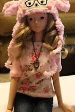 Angell-Studio LE Sherry 1/3 SD + Her A-S Rococo Dress - Rose Ver 2 and Extras