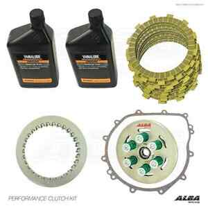 Details about Yamaha YXZ 1000 Clutch Kit with 6 spring HD conversion Gasket  Oil Alba Racing