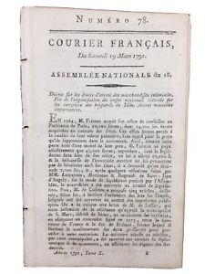 Cévennes en 1791 Saint Ambroix Navacelles Aubenas Gard Jalès Cayenne Ardeche