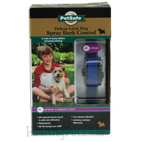 PetSafe Deluxe Little Dog Sp  Bark Control