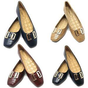 Femmes Ballerines Avec Nœud Boucle, Classique Ballerine Slip-on Slipper Chaussures-afficher Le Titre D'origine Nettoyage De La Cavité Buccale.