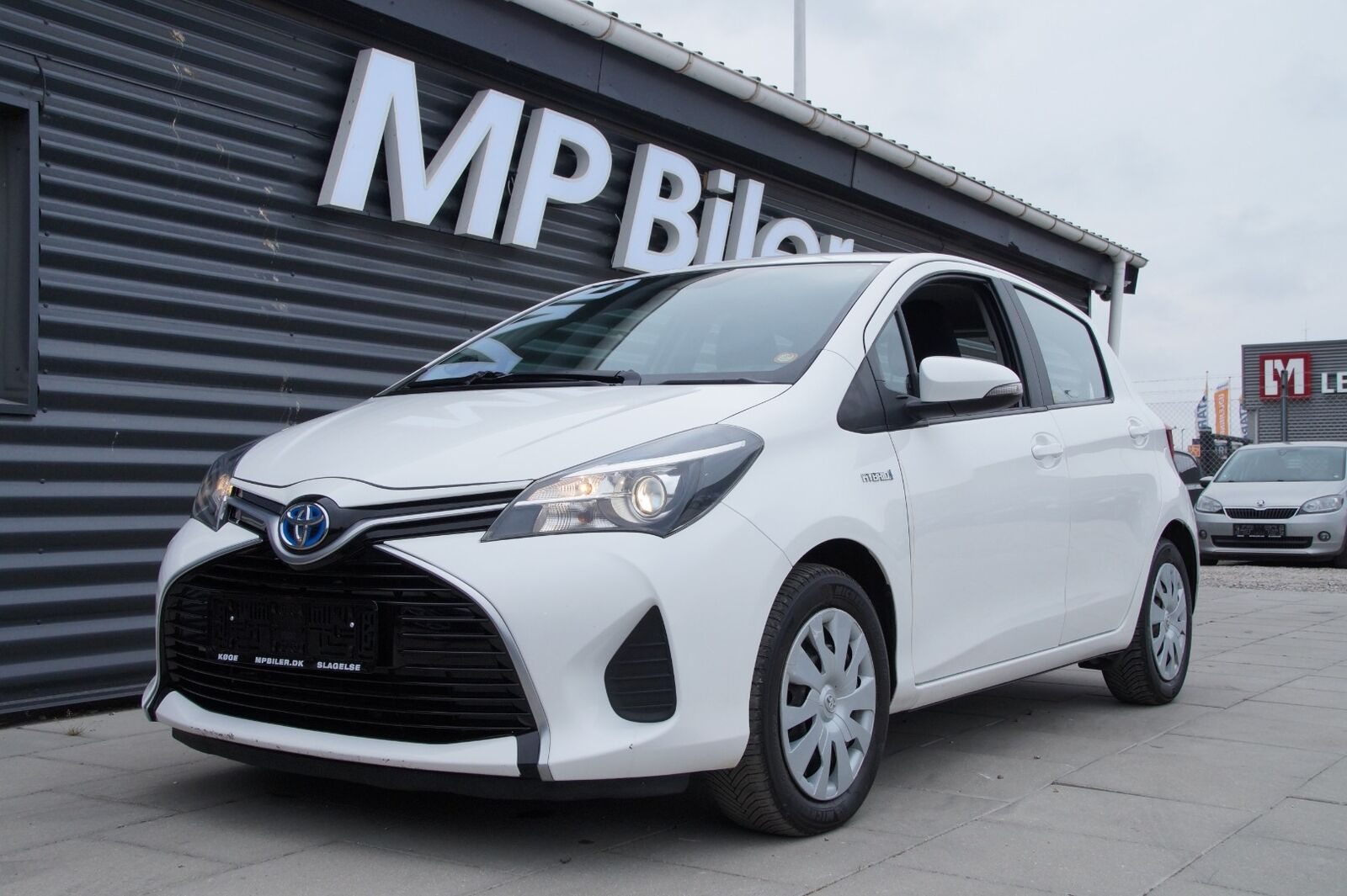 Toyota Yaris 1,5 Hybrid H1 e-CVT