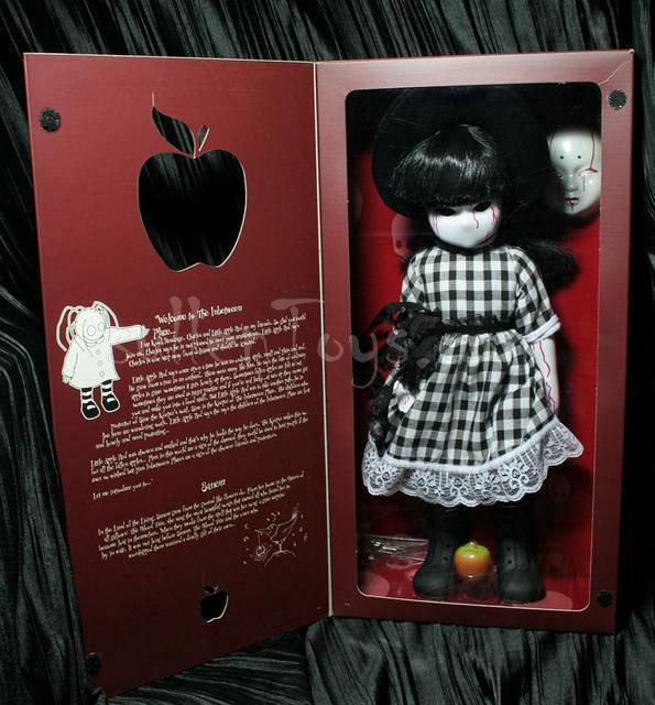 Little Apple Dolls Sanem LAD Ufuoma Urie NRFB Series 3 Doll Pins sullenToys