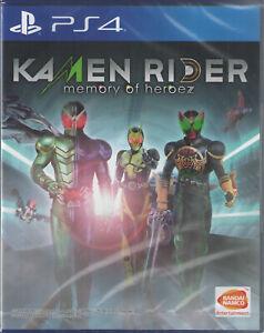 Kamen Rider: Memory of Heroez - PlayStation 4