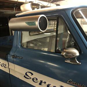 car SWAMP COOLER vintage window a/c