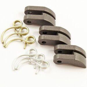 Answer-RC 3 Clutch Shoe compuesto de carbono con 2 Muelles conjuntos ANSCS 0004