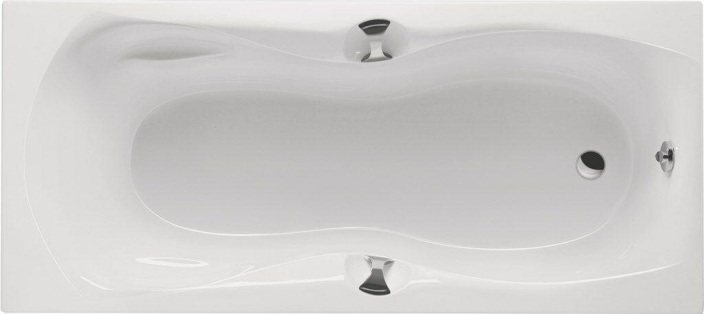 Chr. Schröder Badewanne Serie Tulu mit Griffe