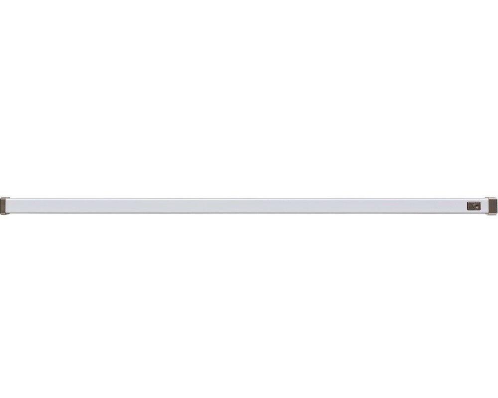 ABUS Fenster-Panzerriegel FPR217 225 W - Weiß - 225cm Grundlänge