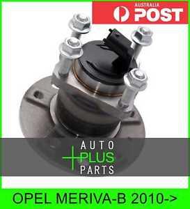Fits-OPEL-MERIVA-B-Rear-Wheel-Bearing-Hub