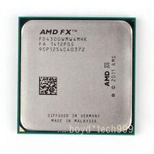 Amd Fx 4300 3 8ghz Quad Core Fd4300wmhkbox Processor For Sale Online Ebay