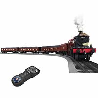 Lionel Trains Hogwarts Express Lionchief Ready To Run Beginner Train Set 711846