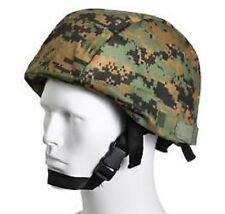 Marines Woodland Digital Helmet cover MICH 2000 Army USMC MARPAT Helm Bezug