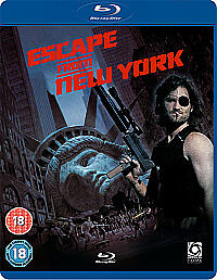 1 of 1 - Escape from New York Blu-ray (2008) Kurt Russell ***NEW***
