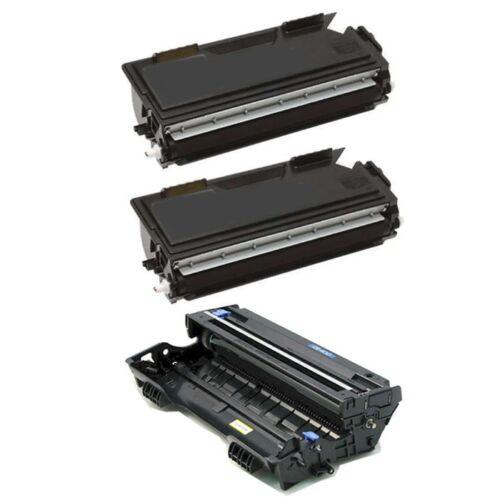 1PK DR400 Drum Unit for brother Intellifax 4100 4100e 4750 2PK TN460 Toner