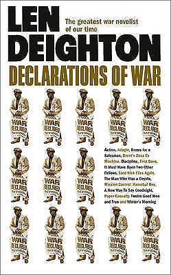 1 of 1 - Declarations of War,Deighton, Len,New Book mon0000095554