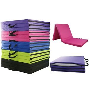 Folding-Exercise-Floor-Mat-Dance-Yoga-Gymnastics-Training-Home-Judo-Pilates-Gym