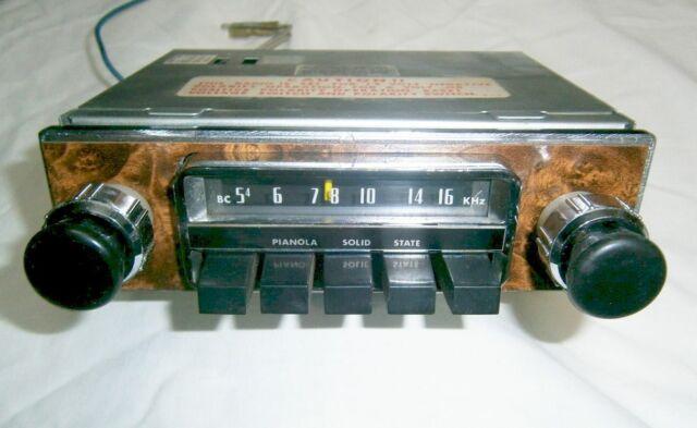 Clarion 5550r Vintage Car Radio 12v Neg. GND Includes Wires for sale online  | eBayeBay
