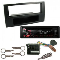 Ford Focus (2005>) Car Stereo Fitting Kit + Pioneer DEH-1900UB CD MP3 USB Player
