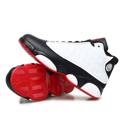 Men/'s Classic Air 13 Sneakers Athletic Basketball Boots Running Jogging Shoes