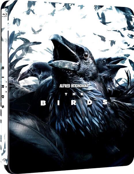 Gli Vögel - The Birds - Steelbook Ausgabe (Blu-Ray) Italienische Version