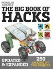 Big Book of Hacks: 264 Amazing DIY Tech Projects by Dough Cantor (Paperback, 2016)