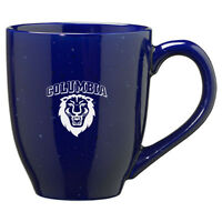 Columbia University - 16-ounce Ceramic Coffee Mug - Blue