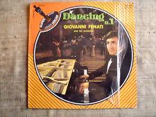 Giovanni Fenati    Dancing n° 1    LP 12