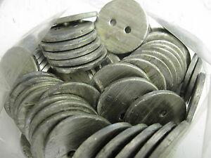 Curtain Penny Weights 25mm Pack of 200