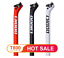 3K Carbon Fiber Mountain Bike Seatpost Glossy Road Bike Seat Post 27.2//30.8//31.6