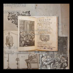 F-SICA-Ab-Nollet-TRATADO-ELECTRICIDAD-039-1747-Venezia-1a-ediz-ITA