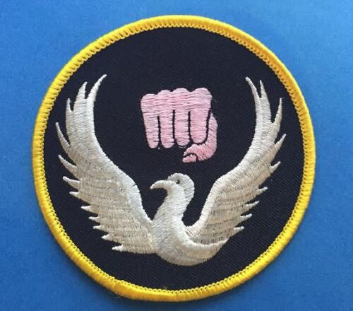 Vintage 1980/'s Tae Kwon Do TKD Taekwondo Karate Martial Arts MMA Gi Patch 477
