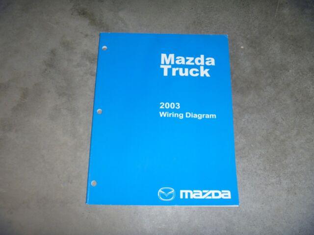 2003 Mazda B2300 B3000 B4000 B